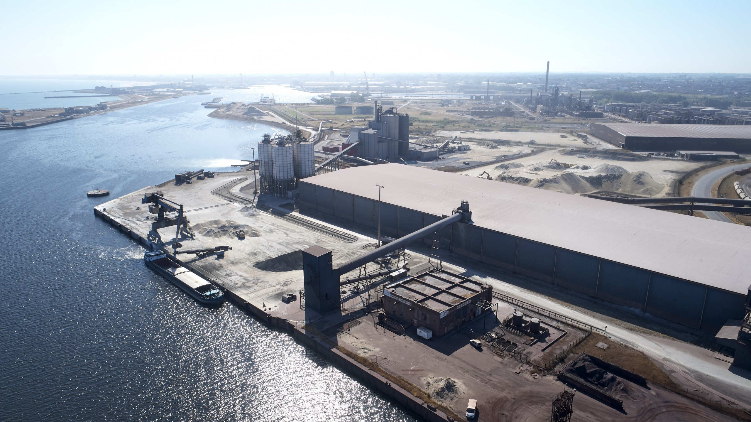 Storage Logistics - DMT Dunkerque